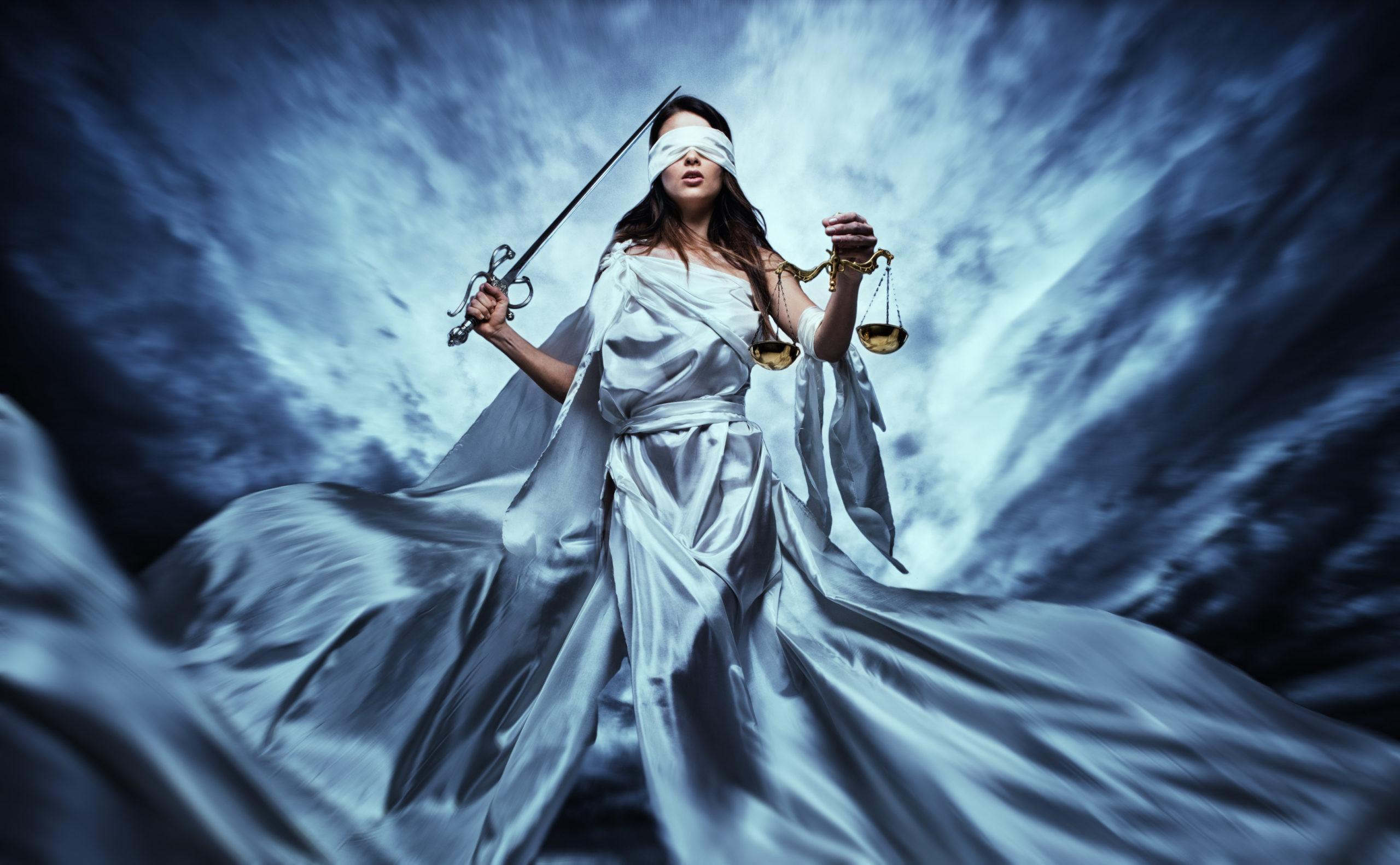 正義と均衡の女神アストライア